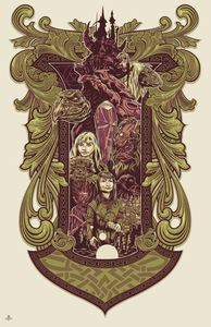 Image of The Dark Crystal - Limited Art Print