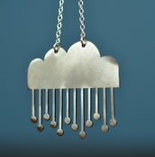 Image of Raincloud Pendant