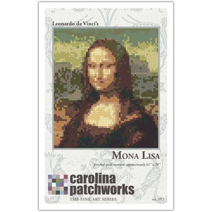 Image of No. 052 -- Mona Lisa