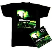 Image of THE SONICS 8 Cover Shirt and New CD