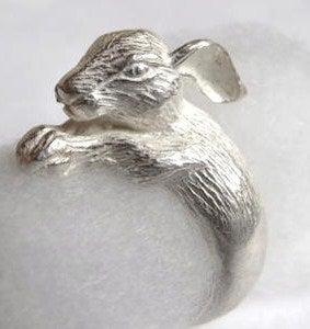 Image of White Rabbit Ring