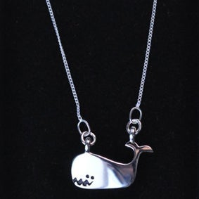 Image of Sterling Silver Jeremy Necklace