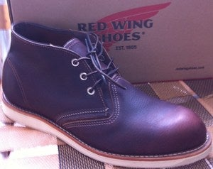 Image of Red Wing Chukka Brier Oil Slick