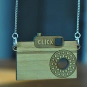 Image of Wood Camera