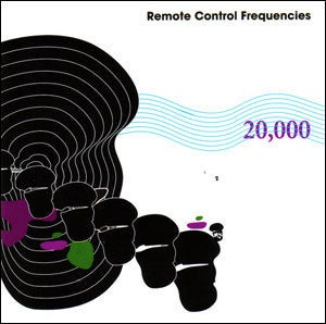 Image of TSLOS006 REMOTE CONTROL FREQUENCIES '20,000' CD