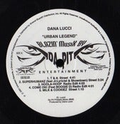 Image of DANA LUCCI (Mixmasta D of the BIZZIE BOYZ!!!) &quot;Urban Legend&quot;