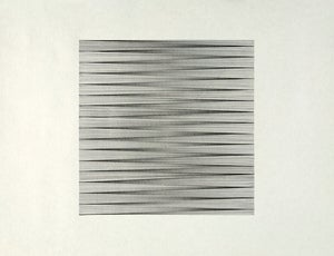 Image of untitled (line studies - 32 diagonals) 