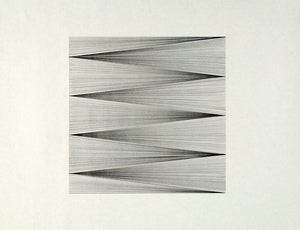 Image of untitled (line studies - 8 diagonals)