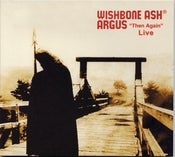 "Image of WISHBONE ASH® Argus ""Then Again"" Live ""Deluxe Edition"""