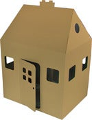 Image of Kid-Eco Cardboard Playhouse