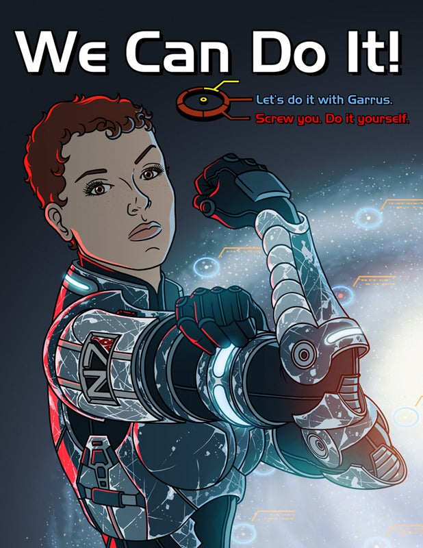 Image of We Can Do It!
