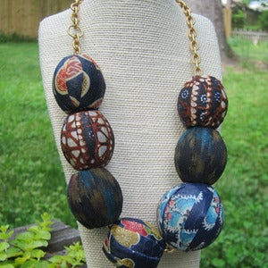 Image of it's a wrap necklace