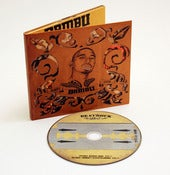 Image of Bambu ...paper cuts... EP (CD)