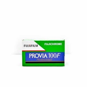 Image of Fujifilm Provia 100F RDPIII - Color Slide 35mm Film