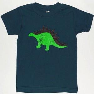 Image of DINO T-SHIRT BLUE