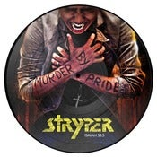 "Image of Stryper - ""Murder by Pride"" limited picture disc"