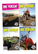Image of OnePercent Magazine subscription