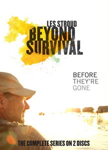 Image of Beyond Survival DVD Autographed by Les Stroud