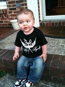 Image of Kid Hair Royalty T-Shirts (12m, 18m, 24m)
