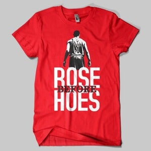 Image of Rose Before Hoes T-Shirt