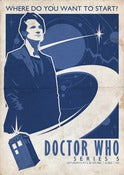 Image of Doctor Who Series 5 Poster