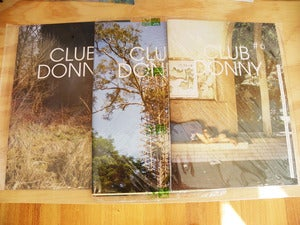 Image of Club Donny #4, #5, #6, #7