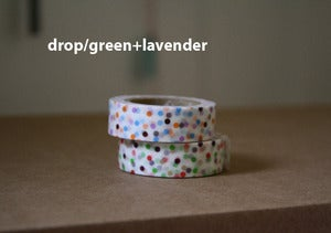 Image of Masking tape / Deco duo