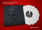 Image of League of Space Pirates - Limited Edition Print & Vinyl Record