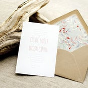 Image of Thicket Invitation Set