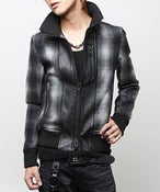 Image of Stylish Blouson Jacket