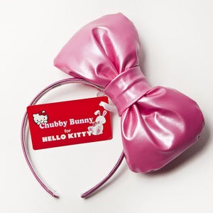 Image of Hello Kitty Bow (Pink)