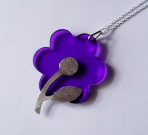 Image of Flower Series Pendant