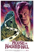 Image of House on Haunted Hill - Limited Edition Print