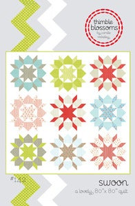Image of Swoon- Pattern 142 PDF pattern