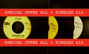 Image of SPECIAL OFFER ALL 3 SINGLES