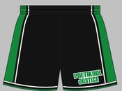 Image of PJ Basketball Long Shorts Black