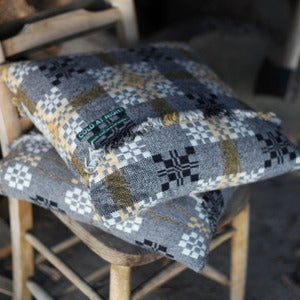 Image of coldatnight Welsh blanket cushions