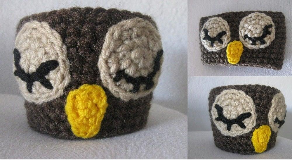Can Cozy Crochet Pattern   FaveCrafts.com