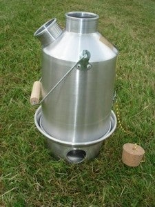 Image of Kelly Kettle 'Scout' 1.1 litre