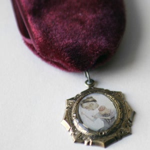 Image of Beheaded Medal