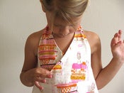 Image of The Halter Dress sewing pattern
