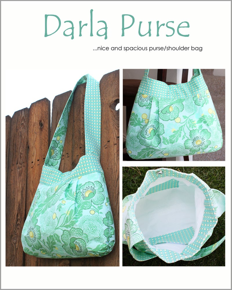 Bags And Purses Patterns : 352 Free Purse Patterns, Handbag Patterns