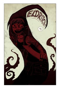 Image of ELDRITCH! #1 digital comic