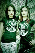 Image of SHIRT - CHICKS - Heavier than Metal