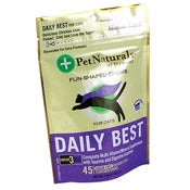 Image of Pet Naturals Daily Best Supplement Chews  on UncommonPaws.com