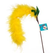 Image of Cat Tail (Marabou Boa) Feather Teaser on UncommonPaws.com