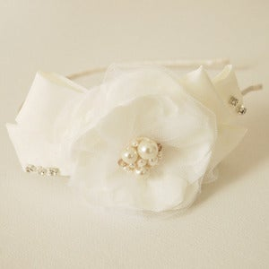 Image of Flower Three Headband