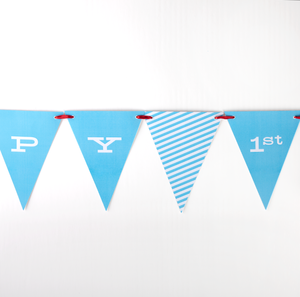 Image of birthday banner