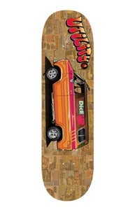 Image of UTILITY VAN SKATE DECK