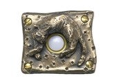 Image of Percy Cat Doorbell Cover